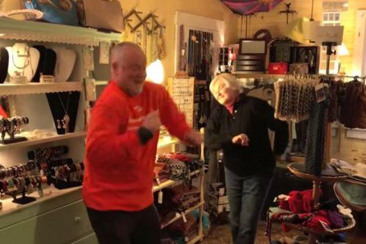 Farmer Jay Dancing Part 2!