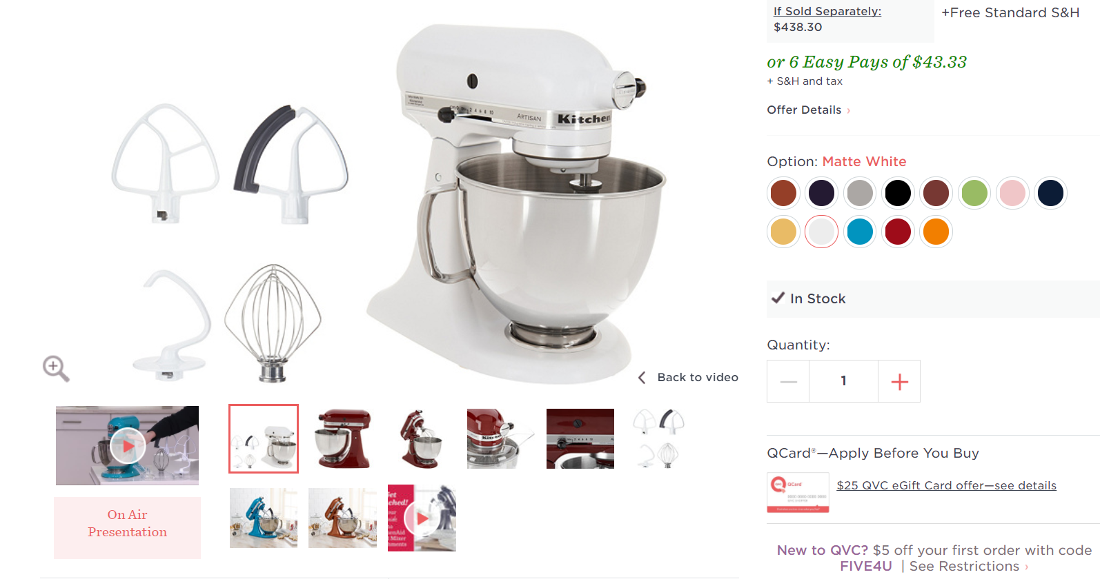 qvc kitchen appliances so many colors available like the white one best qvc kitchenaid mixer kitchen appliances tips and review